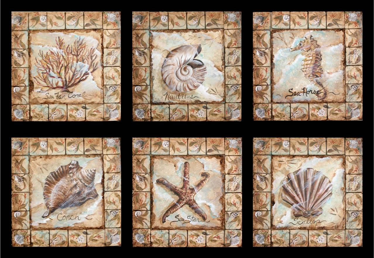 Nautical Tile Murals Joy Studio Design Gallery Best Design